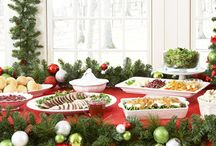 holiday party tips + christmas party ideas / by michelle mospens