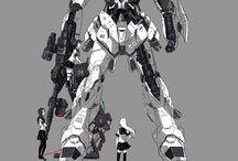 Anime-Mecha