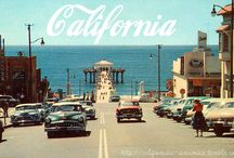 California...Home Sweet Home! / Born and raised California Girl! / by Sandra Walling