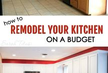 DIY Kithen Remodeling / Creative ideas and concepts to inspire you to fall back in love with the kitchen. Step by step tutorials, photo's, videos and more. From the Gold Coast kitchen remodeling expert