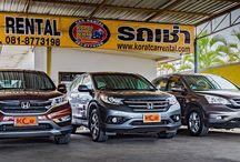 Khaoyai Car Rental