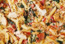 Pasta / Pasta, pasta, & more pasta! / by Mrs Happy Homemaker®
