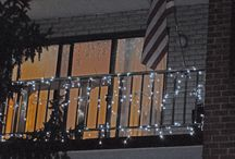 Holidays Around the Apartments / Our tenants offered up their own holiday decorations. Take a look.