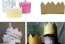 Birthdays / by Kristin Kirch