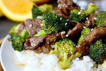 Beef Recipes / by Heather Sullivan