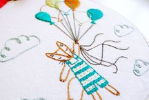 Embroidery for little ones