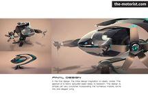 """Future of Mobility / Mobilität der Zukunft / So stellen sich die Autohersteller die """"Fahrzeuge"""" im Jahr 2025 vor: http://www.the-motorist.com/autonews/0043-la-motor-show-designstudien-fahrzeuge-im-jahr-2025.html"""