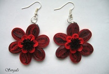 Jewellery quilling