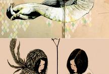 illustrations RETRO