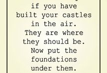 Quotes | Inspiration / by Brit Conrad