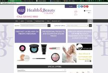 Our new Website / This is our new website.  The homepage is http://healthandbeautyonline.co.uk