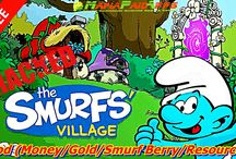 Smurfs' Village Apk + Mod (Money/Gold/Smurf Berry/Resource) + Data for Android