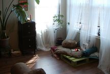 Peaceful Rooms / by Christina Moore