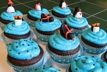 Little Man's 1st B.Day ideas - Penguin Party