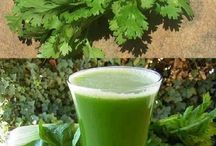 Recipes- Healthy Smoothies & Juices