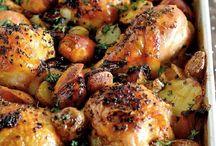 Recipes, Chicken
