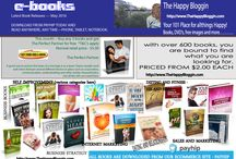 Latest e-books published with glitter images / e-book covers sell quicker and more interesting with glitter