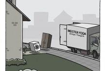 Schön doof! / Cartoons von Oli Hilbring