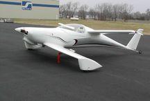 Burt Rutan flygplan