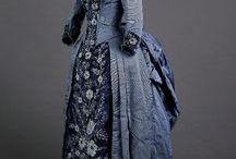 1880's-1890's Costume
