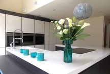 Timeless design meets practical family living in Urmston / Timeless design meets practical family living in Urmston From a cramped and out-dated kitchen to a spacious family room big enough to accommodate a passion for cooking – and two young children! – Mr and Mrs Hall got everything they were hoping for and more when they chose to transform their kitchen with Kitchen Design Centre.