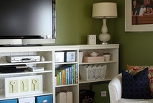 Built-ins / by Heather Shepard