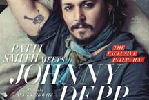 Johnny Depp / Movies, More / by Shelley Kelsey