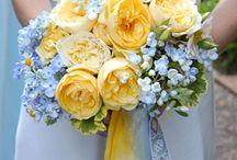 Wedding- florals / by Adrienne Berry