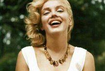 - Marilyn Monroe  / Icon. Marilyn Monroe. Hollywood. Diamonds are a girls best friend