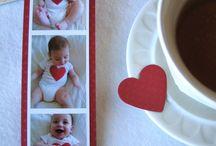 Valentine Crafts/ Valentijn knutsels en ideetjes