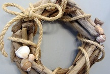 Decor WREATHS / Wreaths for the seasons / by Simone (Doberman's by the Sea)