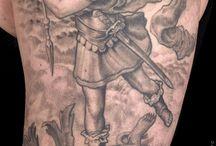 Para tatuar