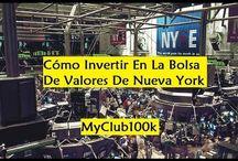 Cómo Invertir En La Bolsa De Valores De Nueva York