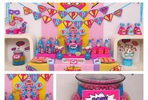 FESTA SUPER PINK - BARBIE