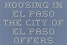 Government Housing El Paso Tx