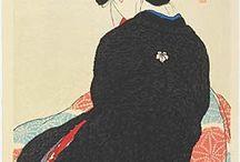 Japanese Prints / by Hilde Bøe