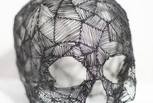 3D Pen crafts :3