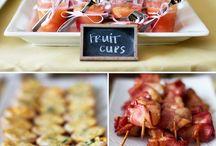 Wedding Food tag ideas