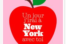 New York - Big Apple Love