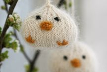 Easter knit
