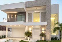 DECO HOUSE EXTERIOR