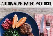 Gut Healing / Healing the gut through Autoimmune Paleo diet and other tips. / by Ryan Nicole <3