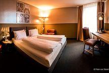 Das Wyndham Hotel in Mannheim