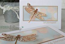 Karten Libellen