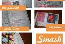 Smash Book Ideas / by Victoria Antonitis