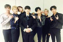 MONSTA EXU / Jooheon I.M. Wonho Kihyun Minhyuk Shownu Hyungwon  Easy, right? Just like melting you for them.