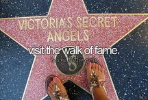 Floor of fame (bucket list)