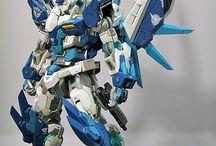 Gunpla/Model/Actionfigures