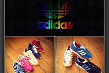 "Sneakers Adidas  / ""Live your style"" Adidas"