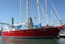 Yacht Casteele / Graeme Henry and Kaths  New Chapter